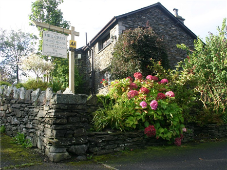 Hill Crest Guest House, Newby Bridge