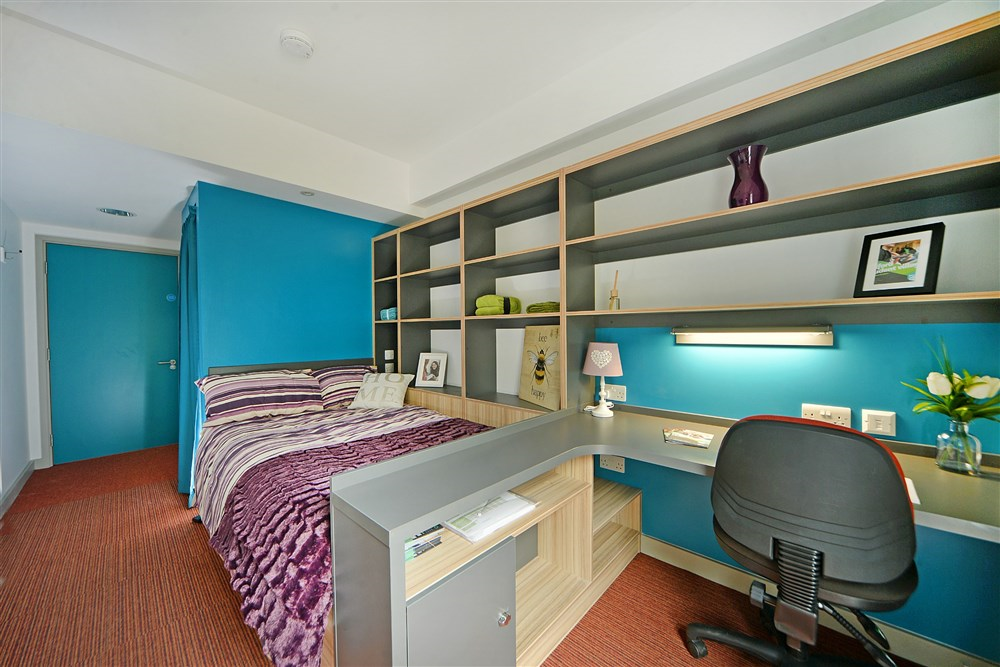 University Of Salford Book A Room