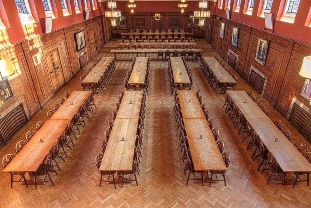 Deneke Dining Hall