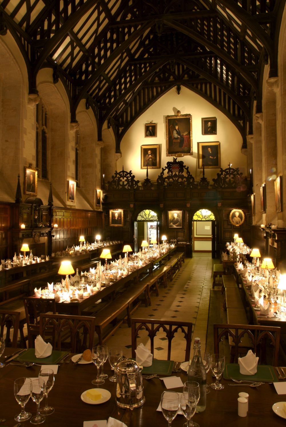 Exeter college oxford guest b b book now for U of t dining hall hours