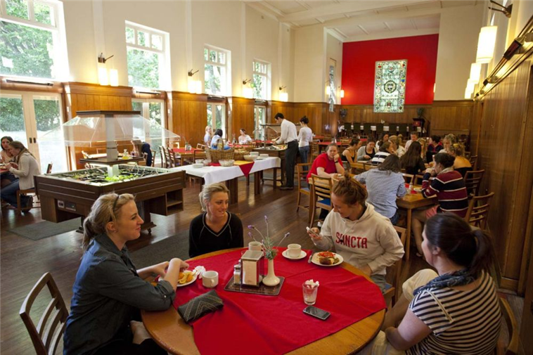 The Sheldon Dining Hall