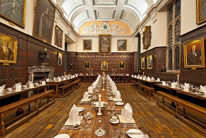 Jesus College Oxford Room Booking