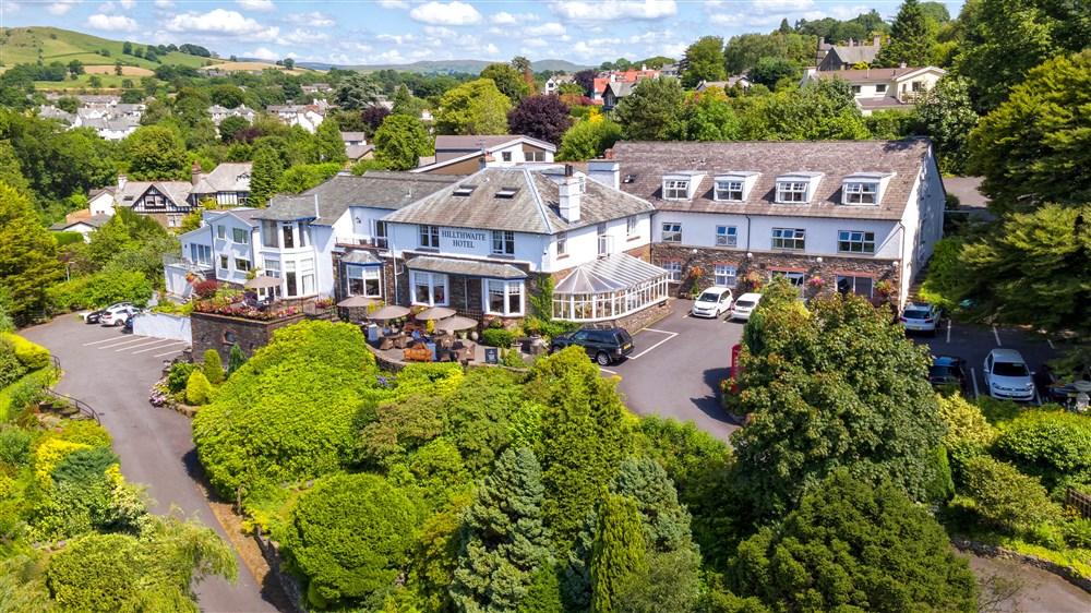 Hillthwaite House Hotel Reviews