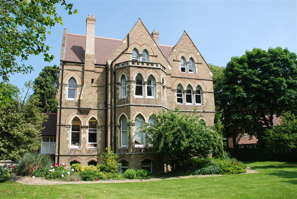 Rooms: Wycliffe Hall, Oxford, University Residence