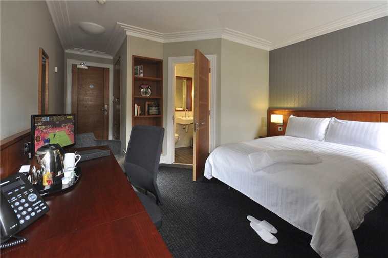 Superior Double En Suite Room in Griphon House