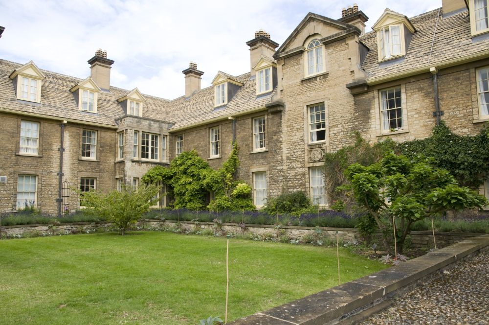 Somerville College Oxford Guest B Amp B Book Now