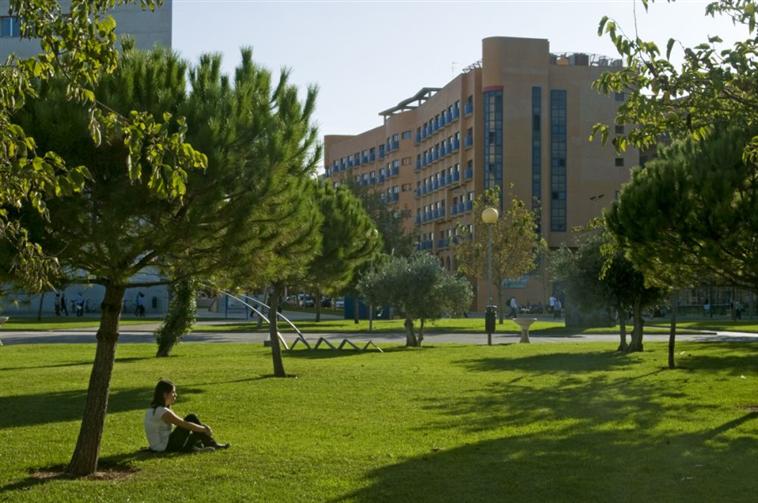 Galileo Galilei residence from University grounds