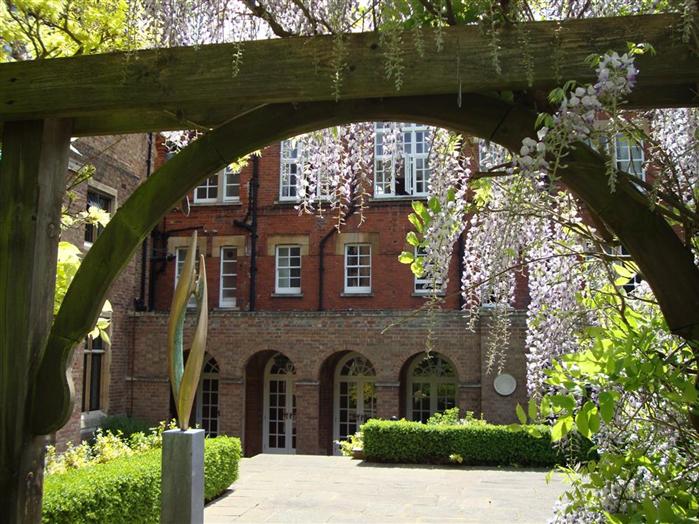 Fellows Garden