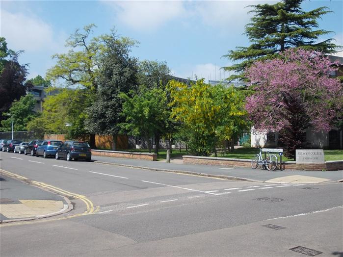 Cranmer Road/Cripps Court