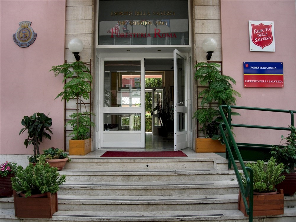 foresteria roma roma university residence best price