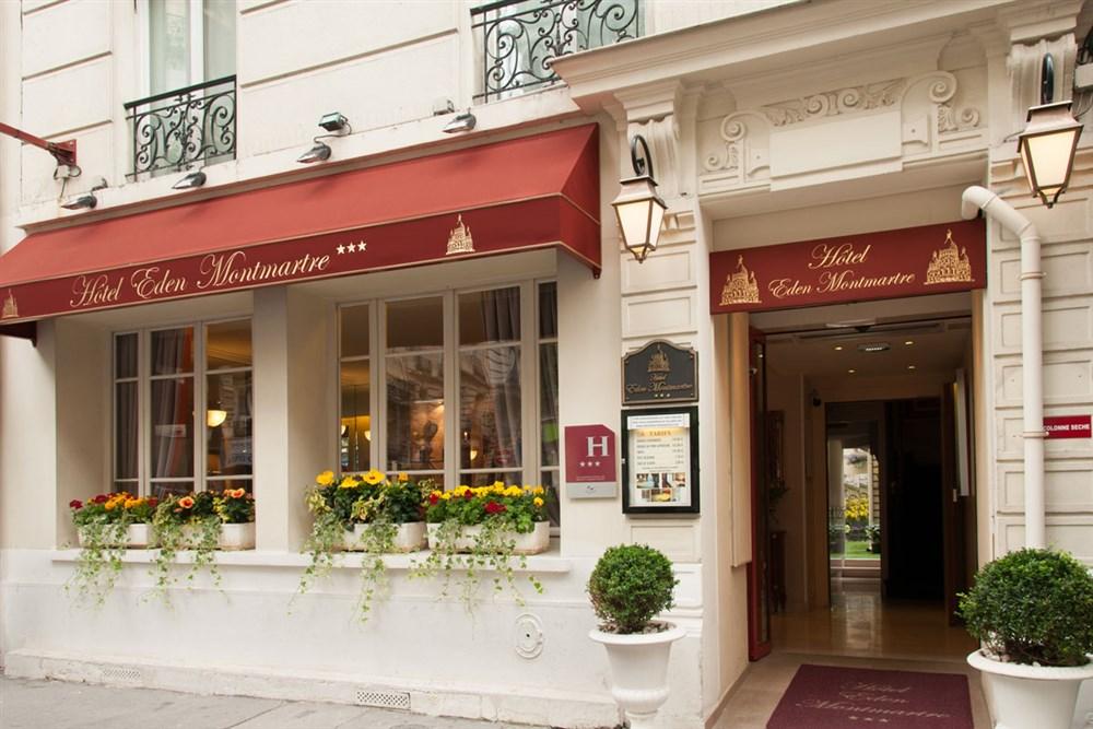 Hotel  Rue Ordener  Paris