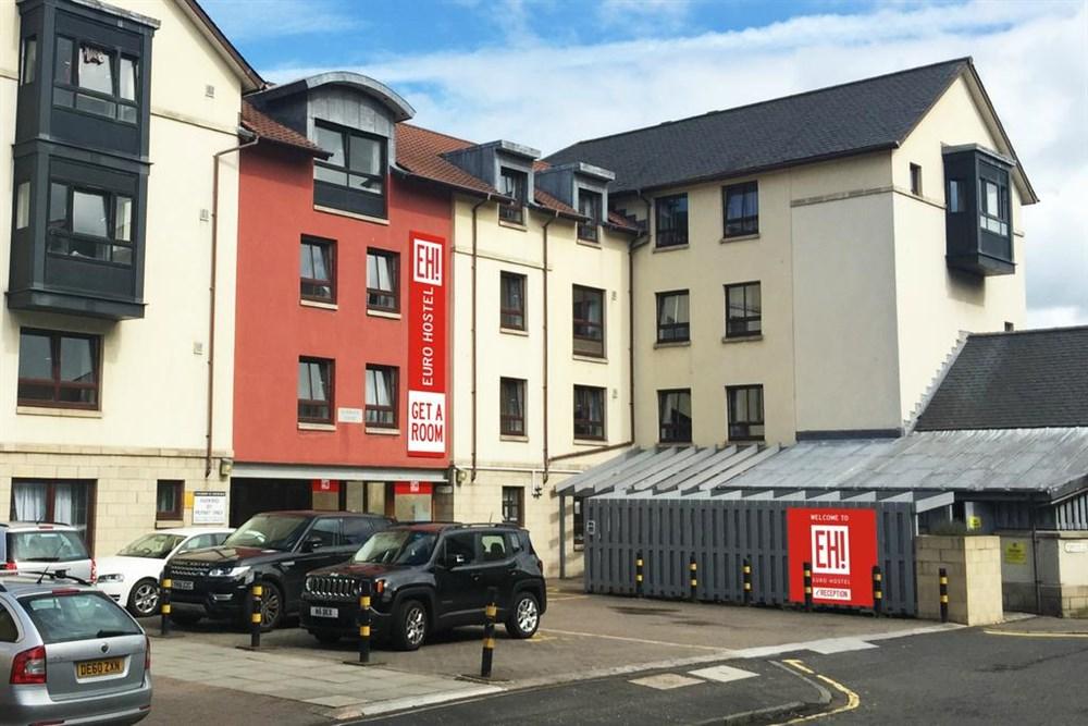 Euro Hostel, Edinburgh