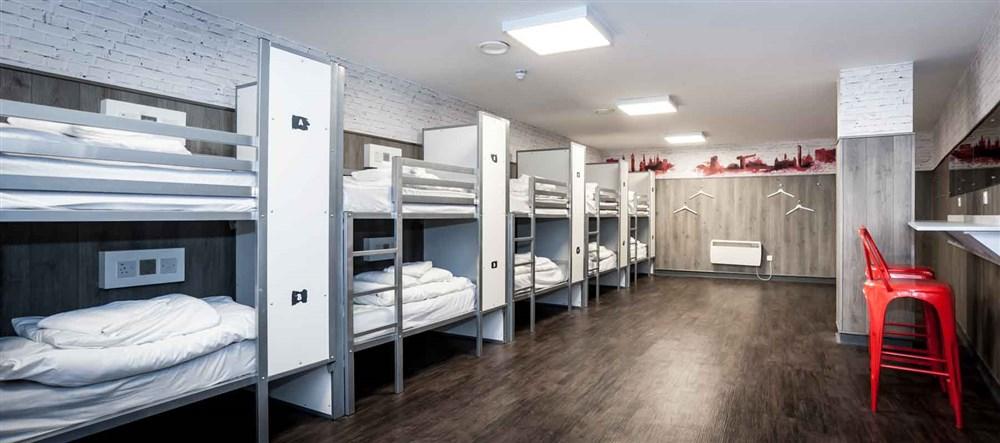 Euro Hostel Glasgow VIP Suite for 10