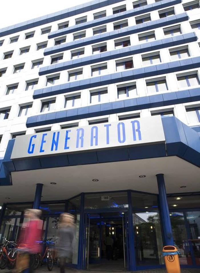 Generator Hostel, Berlin Prenzlauer Berg