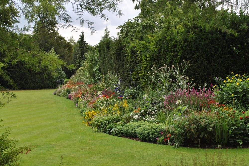 The Fellows Garden