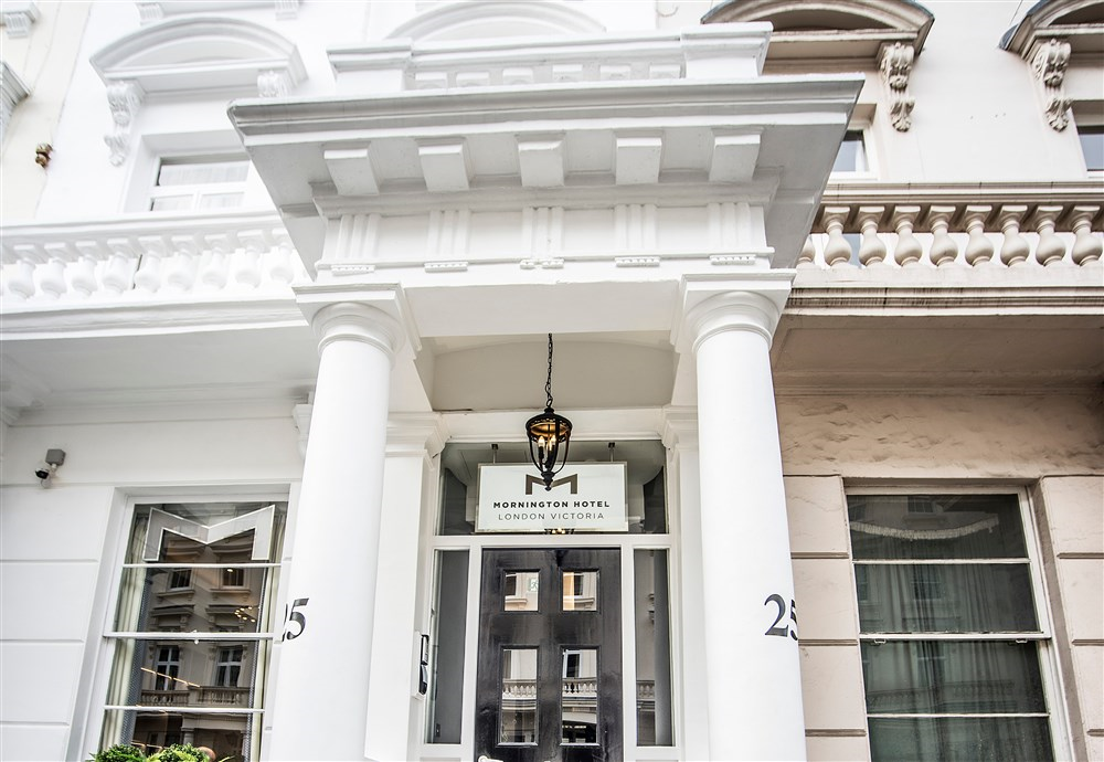 Best Mornington Hotel London