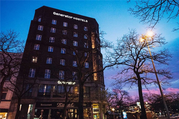 Generator Hamburg Hostel Bestpreisgarantie