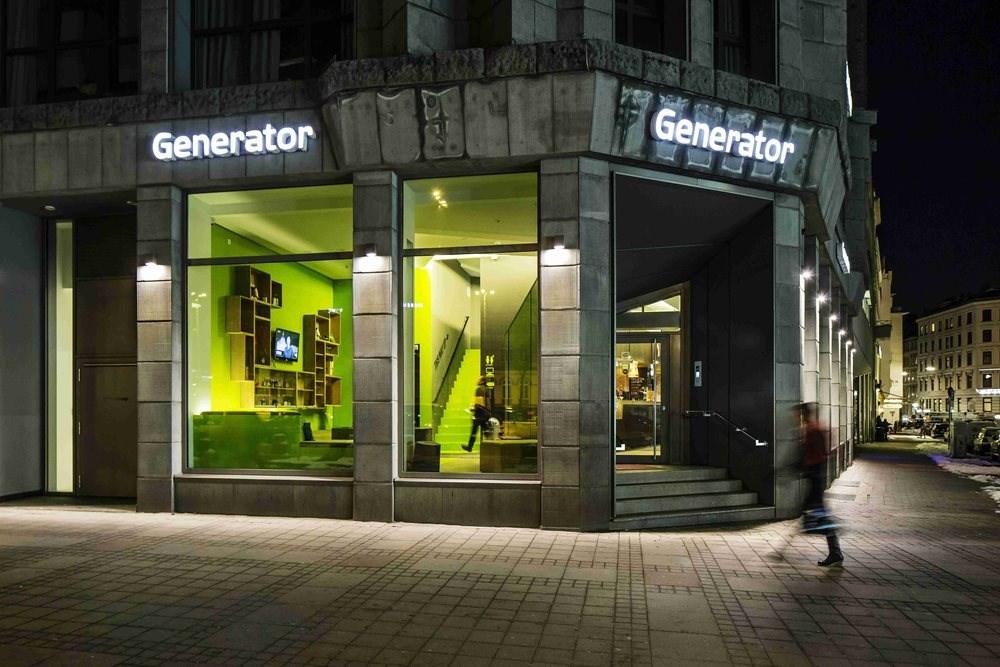 Generator Hostel, Hamburg