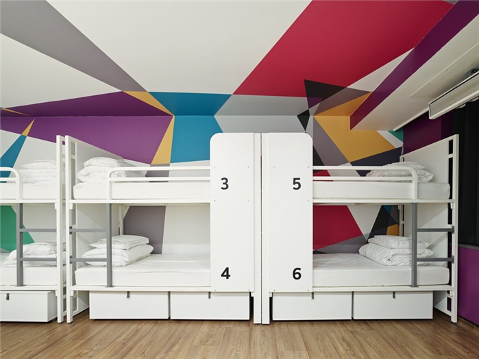 Dorm Room at Generator London