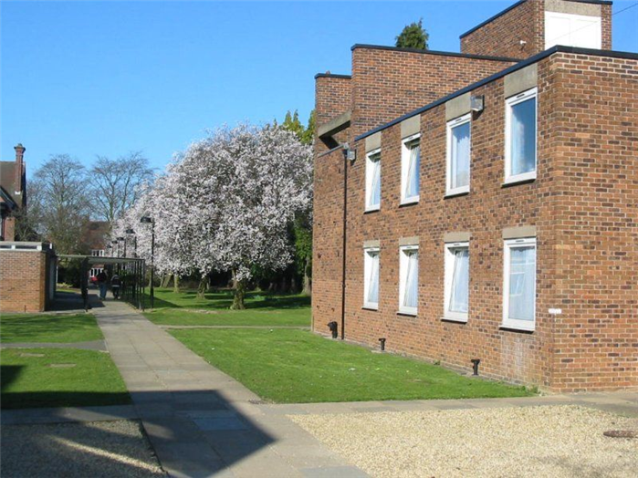 Gilbert Murray Accommodation - Gilbert Murray Stamford Hall