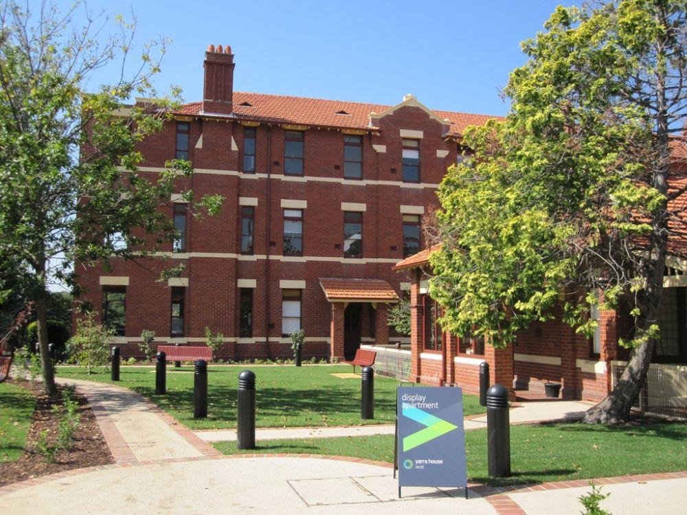 Yarra house fairfield melbourne university residence for Fairfield house