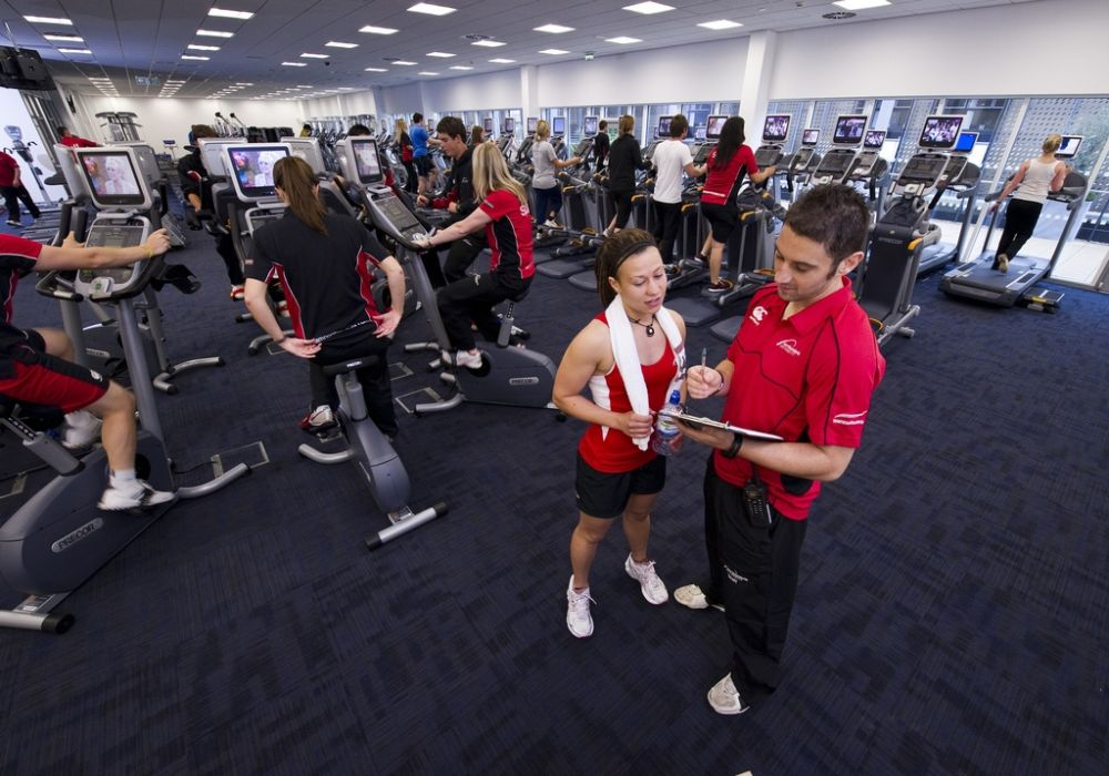 Fitness suite Sport Central