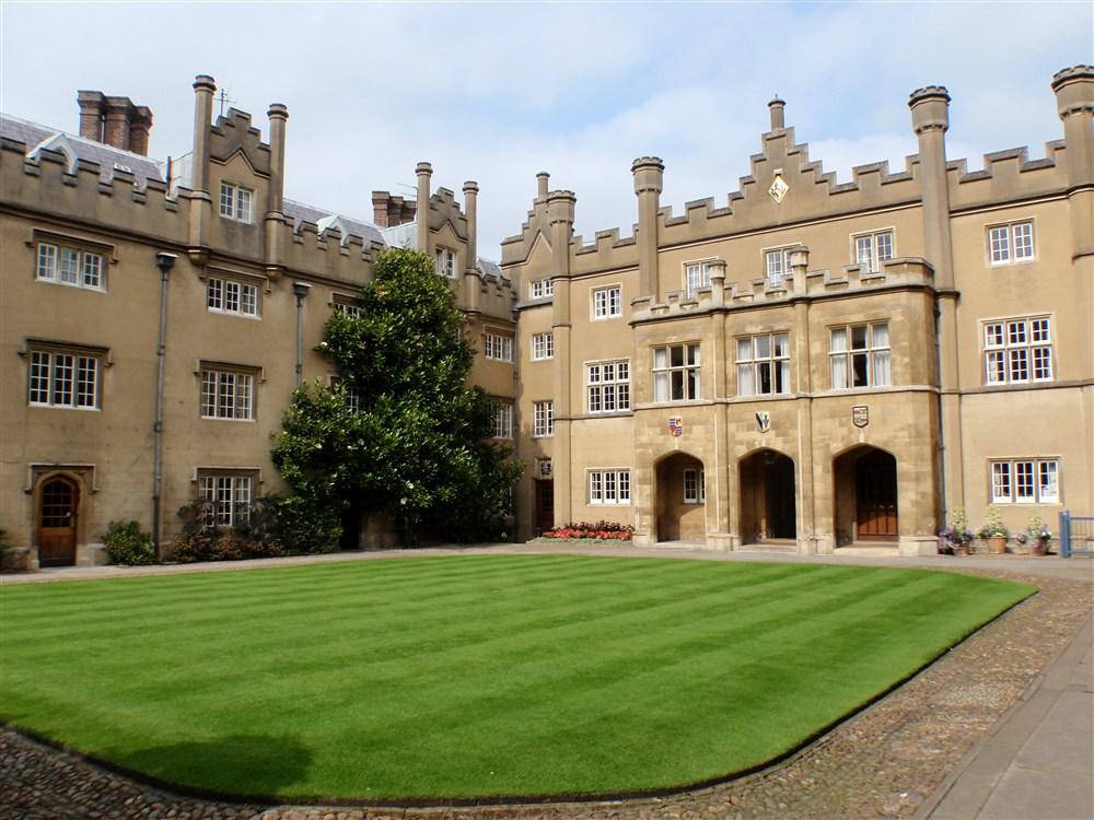 University Of Cambridge Rooms Booking