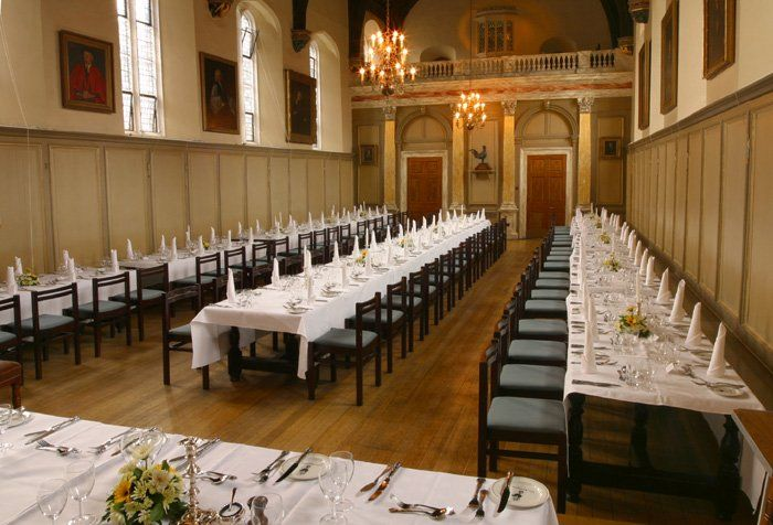 Jesus College Cambridge Room Booking