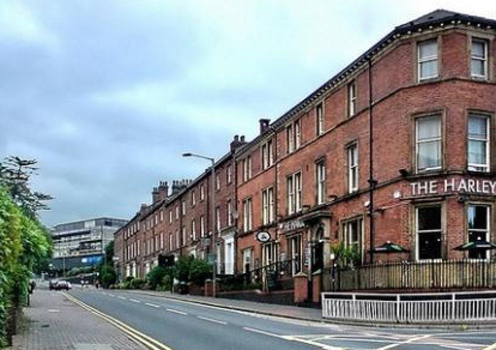 Harley hotel sheffield guest b b book now for 3 kitchener street leeds