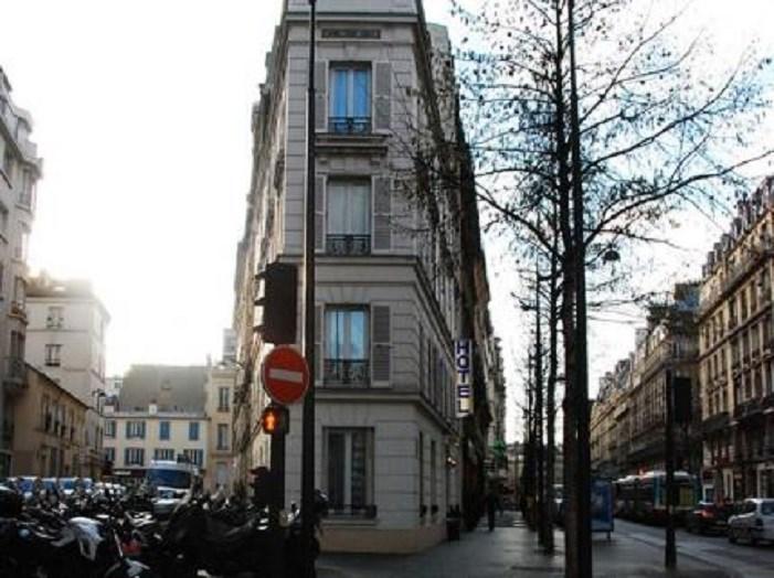 Hotel Cosy Monceau Paris France - Creativehobby.store