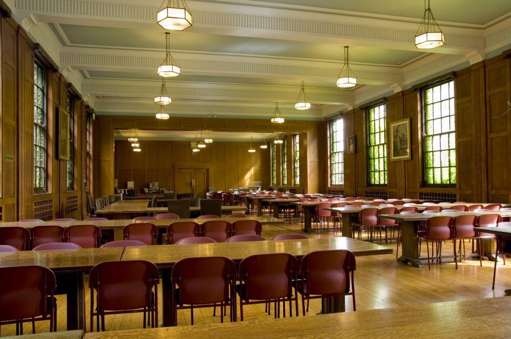 Hugh Stewart Hall University Park Nottingham