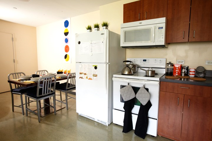 Queen 39 s college new york university residence best Ikea kitchen fitting cost