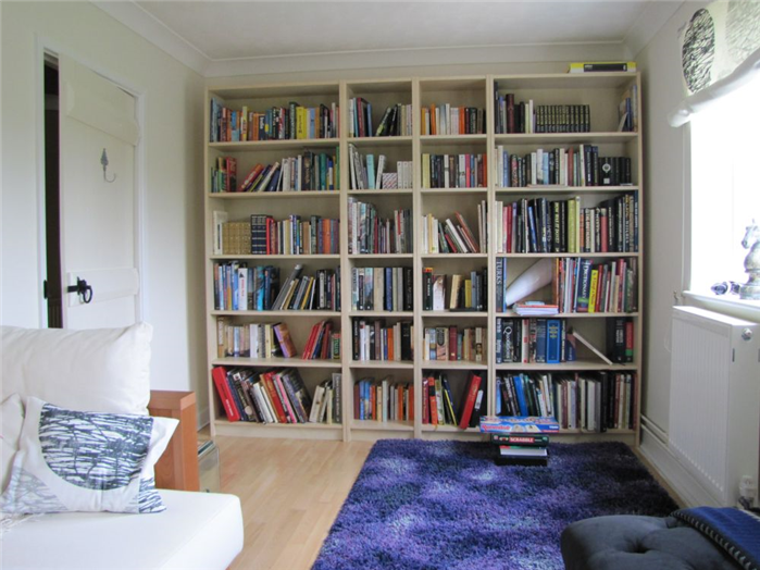 Library/sitting room.