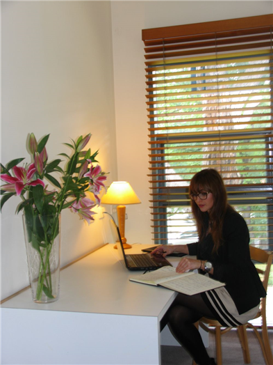Internet facilities in Apartments