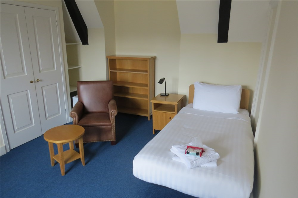 Exeter University Rooms