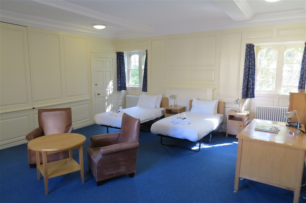 Wadham Room Booking