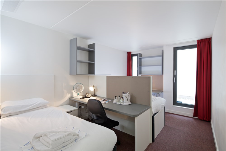En-suite Twin Room