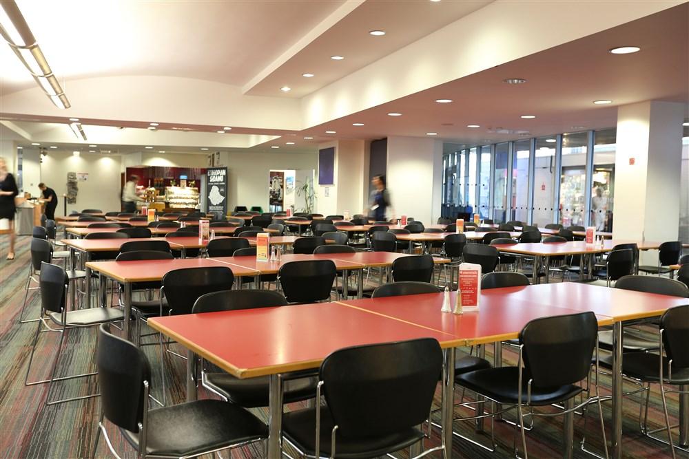 Senior Common Room/Breakfast Room