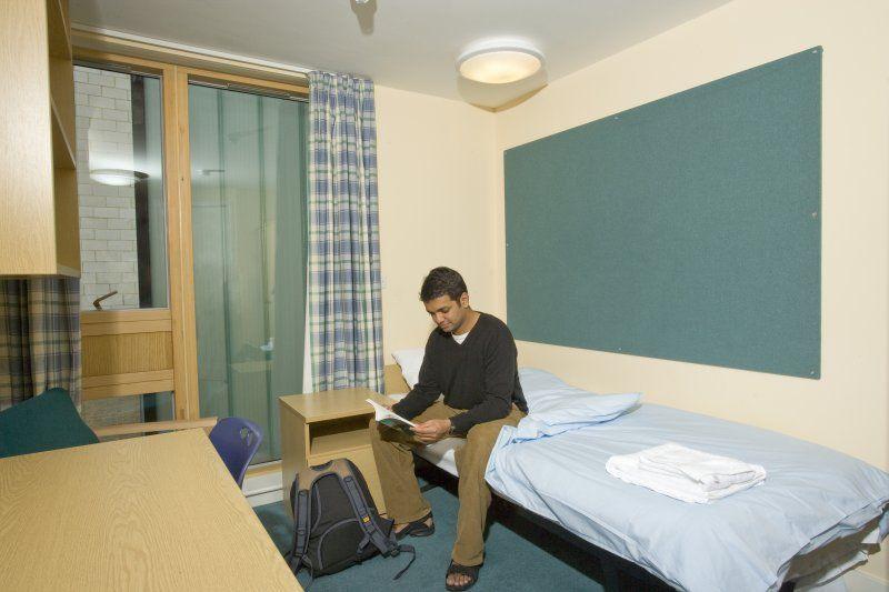 James Lighthill Bedroom