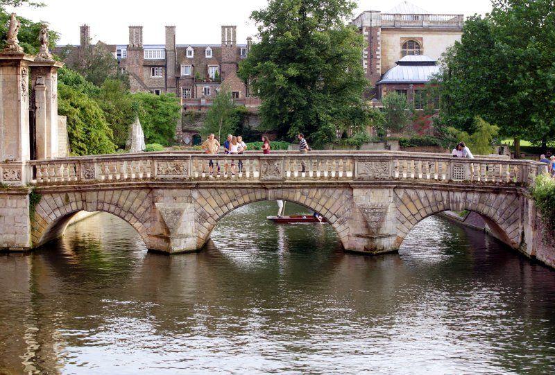 Kitchen Bridge, St. John's College