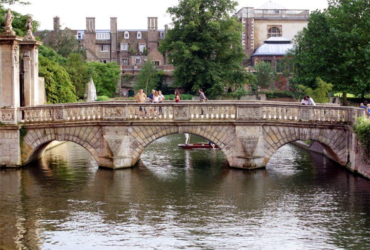 The Kitchen Bridge, St. John's College