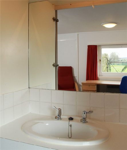 Washbasin in a Room