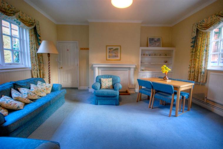 Barrmore Ground Floor Flat  Living Room 2