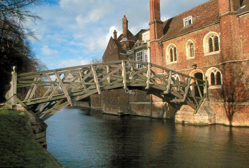 Mathematical Bridge, Queen's College