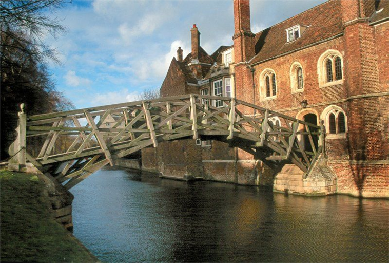 The Mathematical Bridge, Queens' College