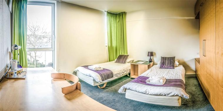 Comfortable en suite bedrooms