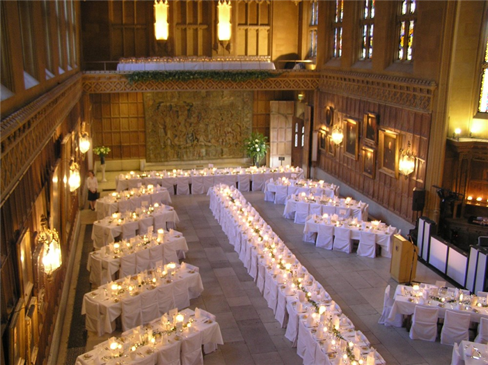 The Hall available to hire for events