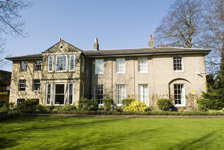 Newnham House Exterior