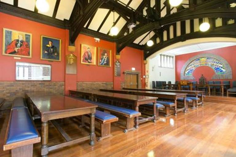 Wesley College University Of Sydney Rooms