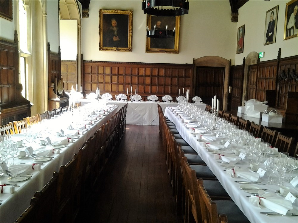Old Hall Dining